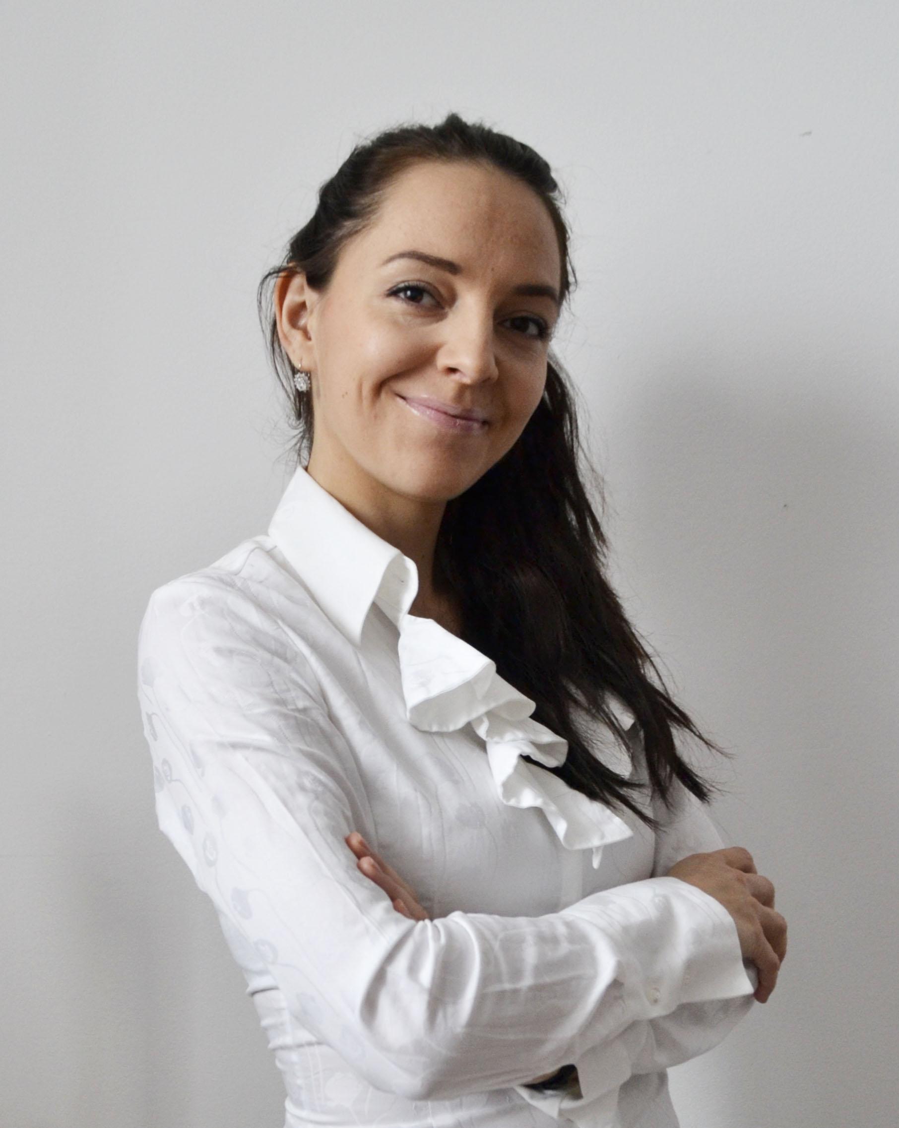 Mgr. Lucia Šafár, BCTC