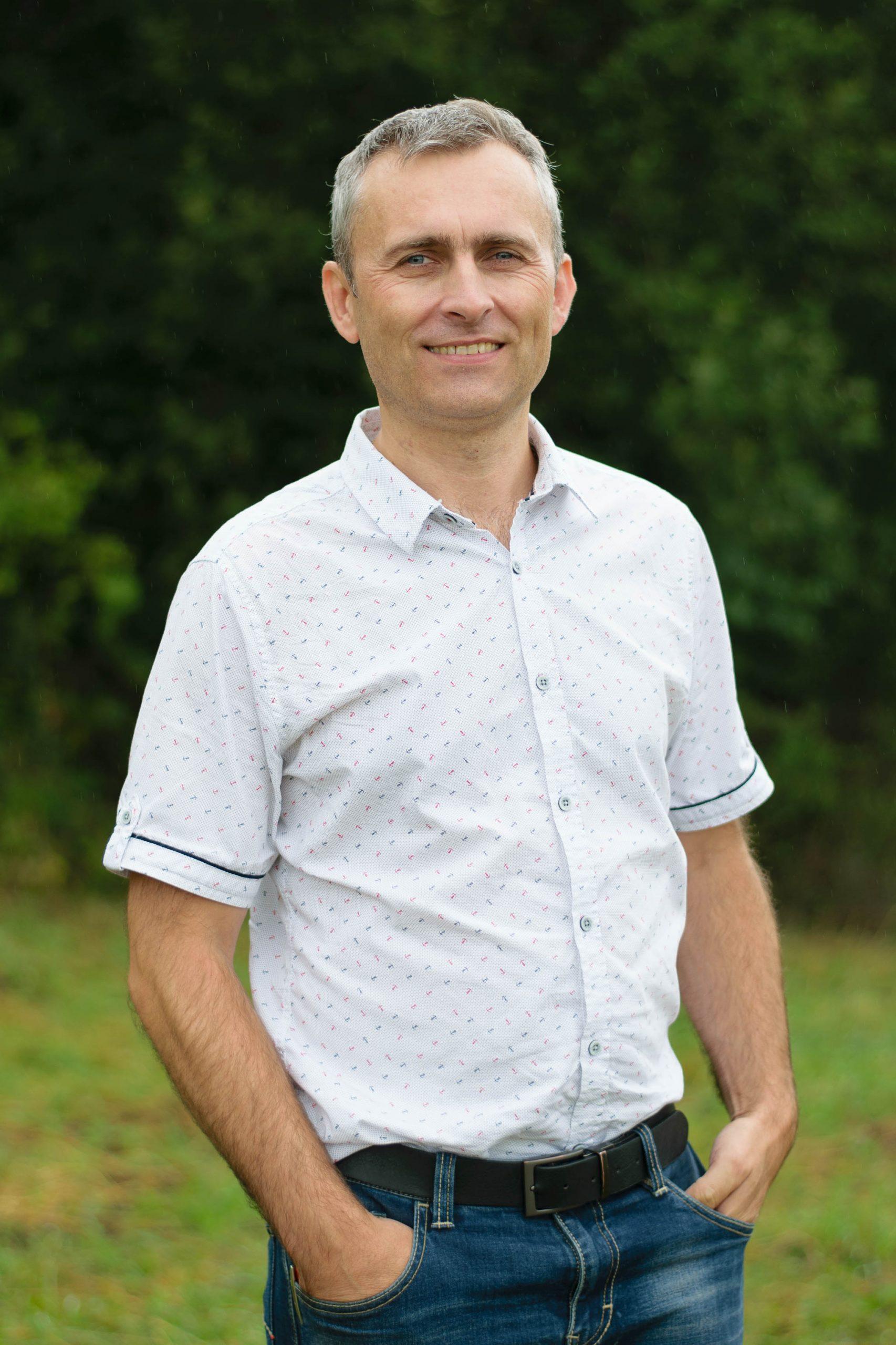 Ing. Roman Bače, PhD.